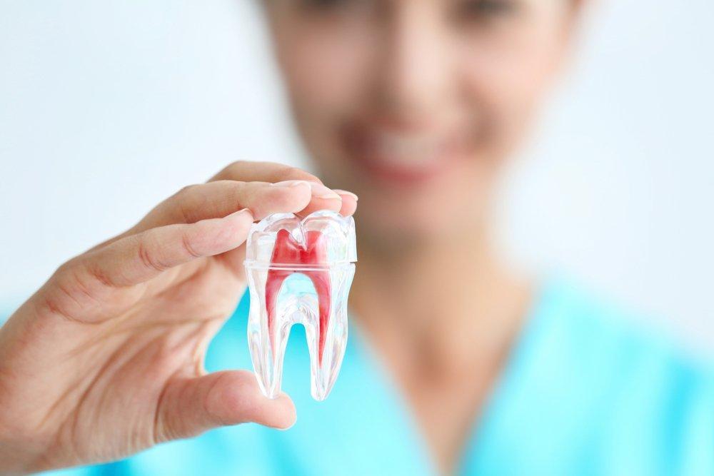 Сложное удаление зуба в спб