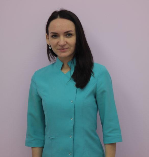 Мезина Ксения Григорьевна