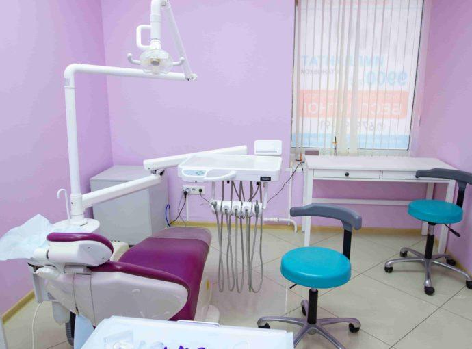 """Кабинет в стоматологии """"уЗубного"""""""
