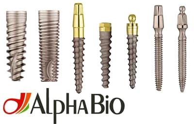 Импланты Alpha Bio установка в Санкт-Петербурге