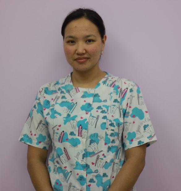 Ассистент врача-стоматолога